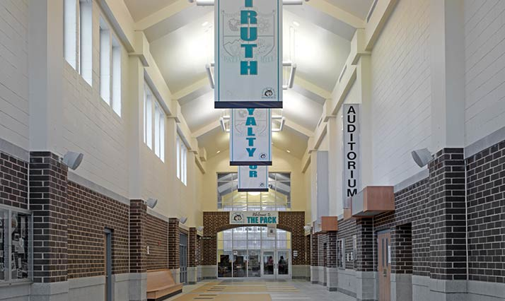 Harford County Public Schools New Patterson Mill Middle