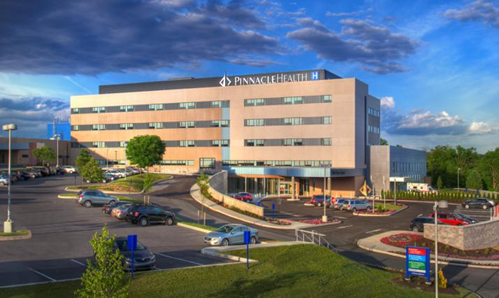 UPMC Pinnacle New West Shore Hospital - Quandel Construction